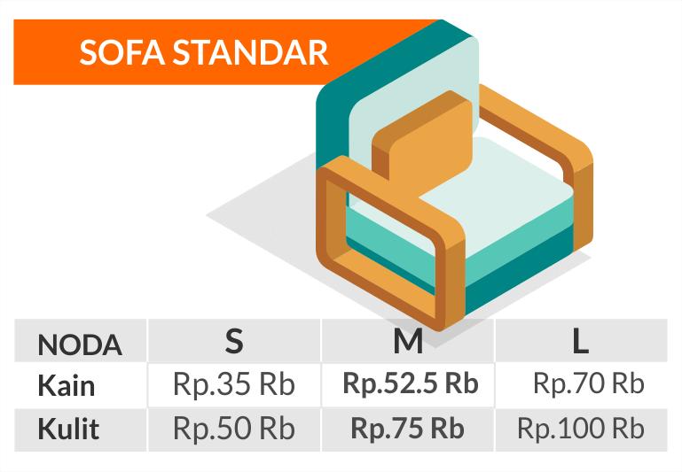 harga cuci sofa standar bandung padalarang murah