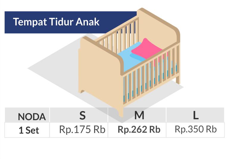 Harga jasa cuci bersih kasur bersih tempat tidur anak bandung buah batu
