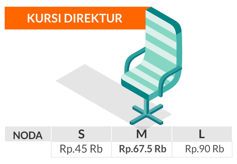 harga cuci sofa kursi direktur kantor cimahi murah