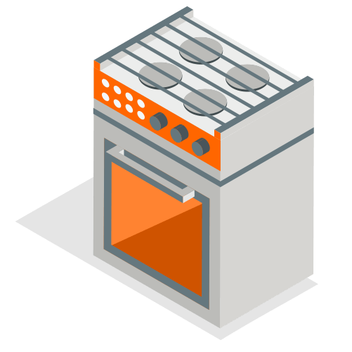 service oven kompor cafe cimahi bandung