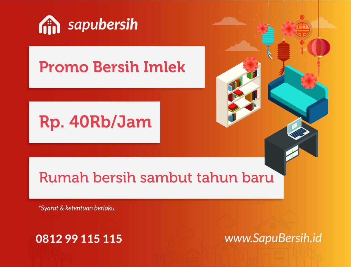 Imlek 2019 Tahun Baru SapuBersih Bandung