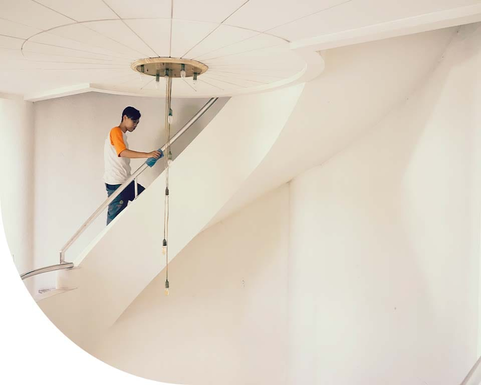 iss cleaning service indonesia