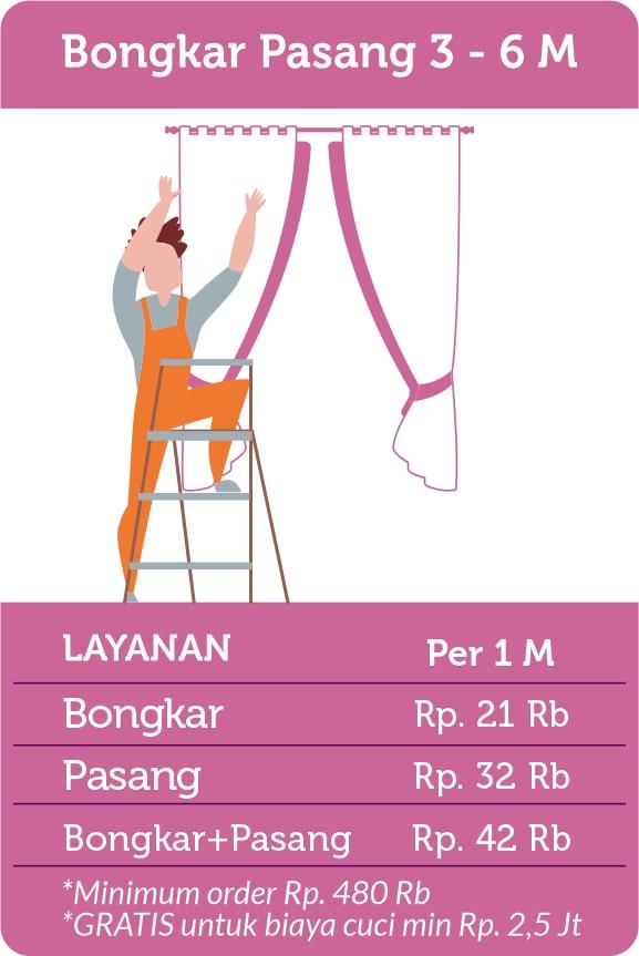 laundry gorden di BandungSapuBersih