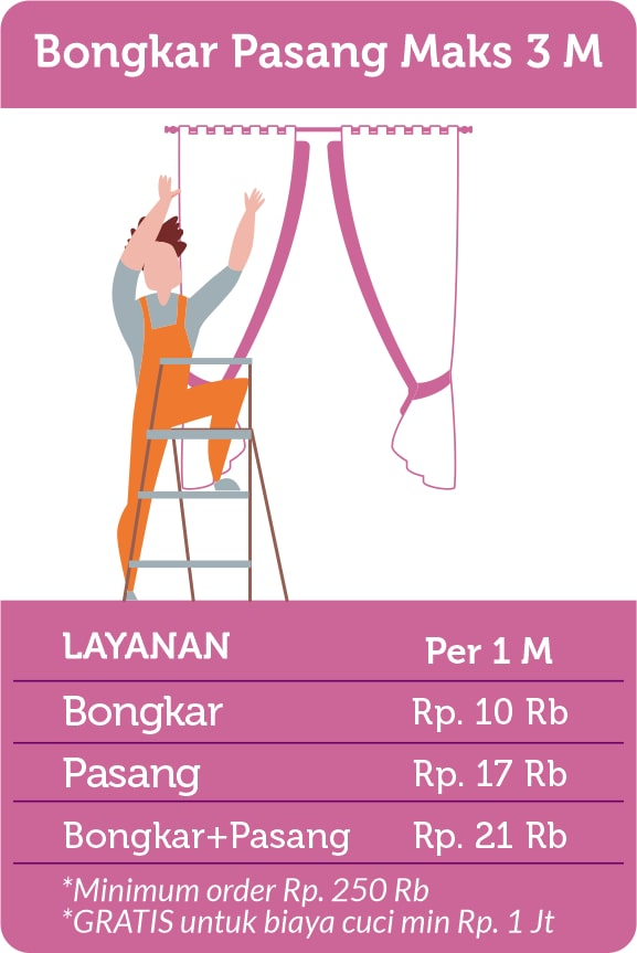 laundry gorden terdekat di Bandung
